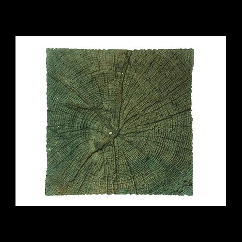 Kelkay Square Timber Stepping Stone