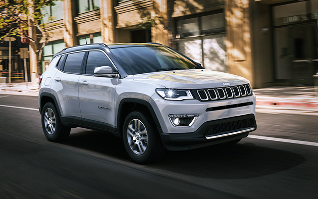 2020 Jeep Compass Longitude Rumors