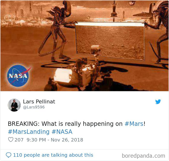 mars landing reaction - photo #29