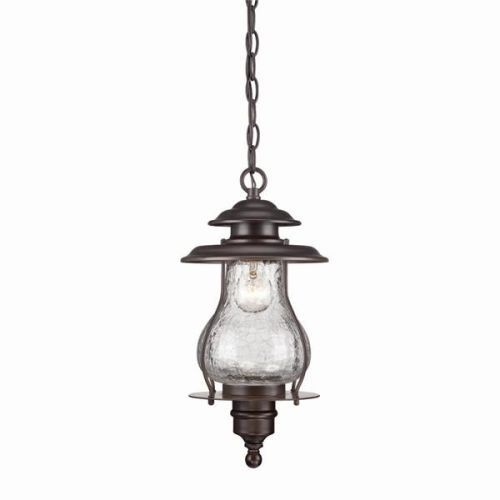 Outdoor Décor Acclaim 8206abz Blue Ridge Collection 1light Light Fixture Hanging Lantern Architectural Bronze