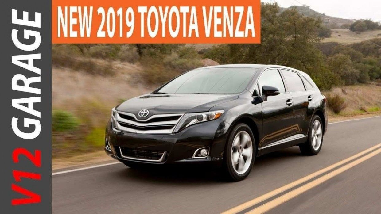 Why It Is Not The Best Time For 2020 Toyota Venza Design