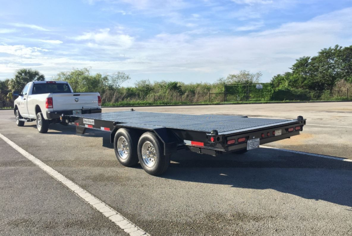 20 Foot Tag Pull Chassis Shipping Container Container Chassis Trailer