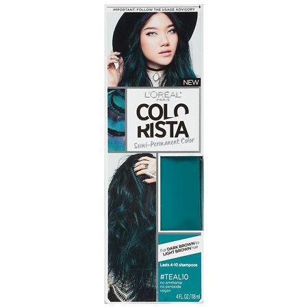 L Oreal Paris Colorista Semi Permanent Hair Color For Brunettes