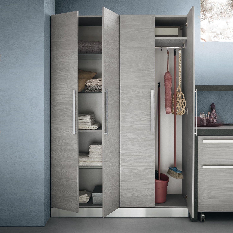 Mobile colonna lavanderia atlantic casa pinterest disegno lavanderia bagno e ingresso - Mobile bagno colonna ...