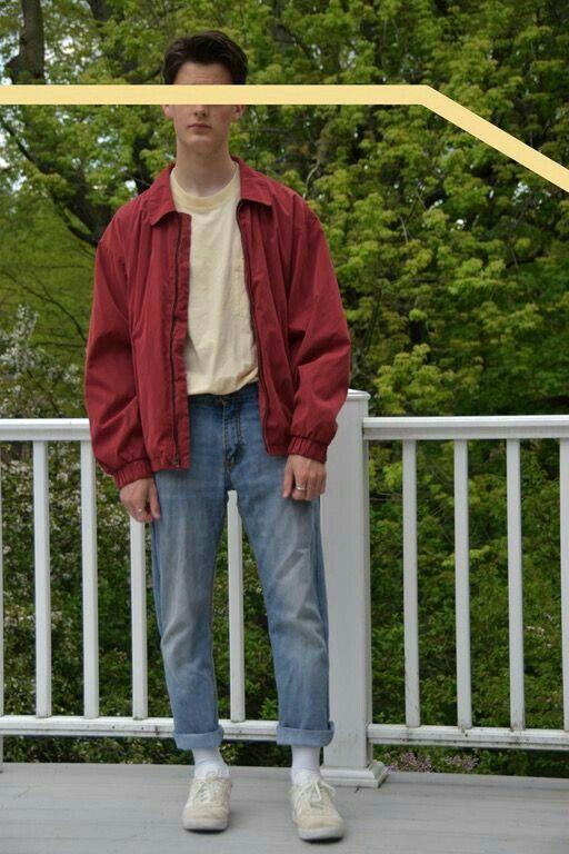90er jahre mode für männer