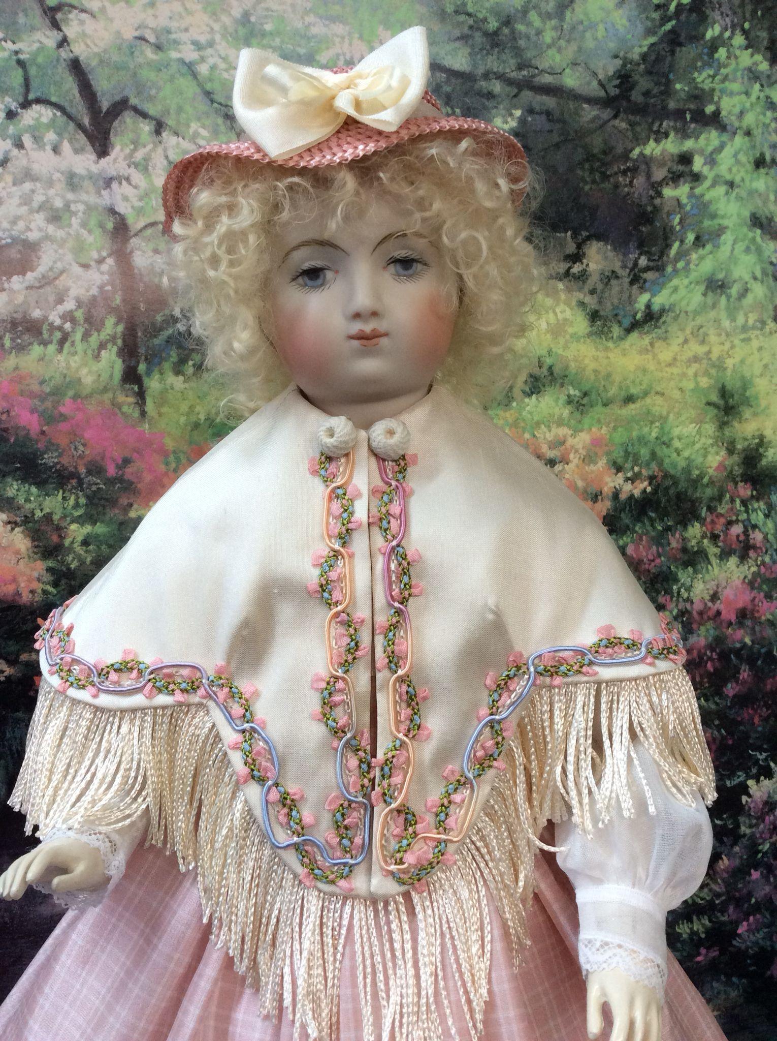Crafts Dolls Vogue Patterns 95