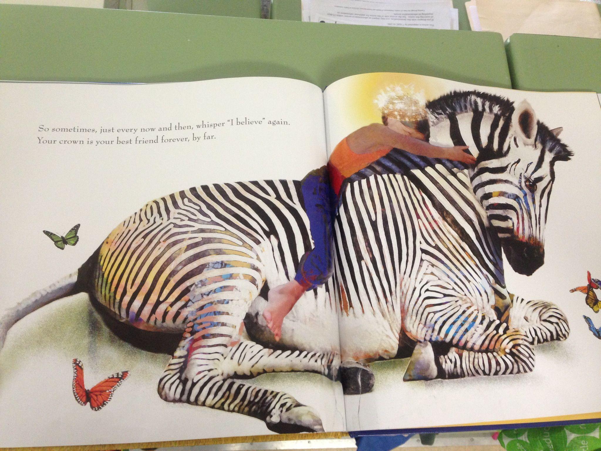 Zebra tattoo idea, from \