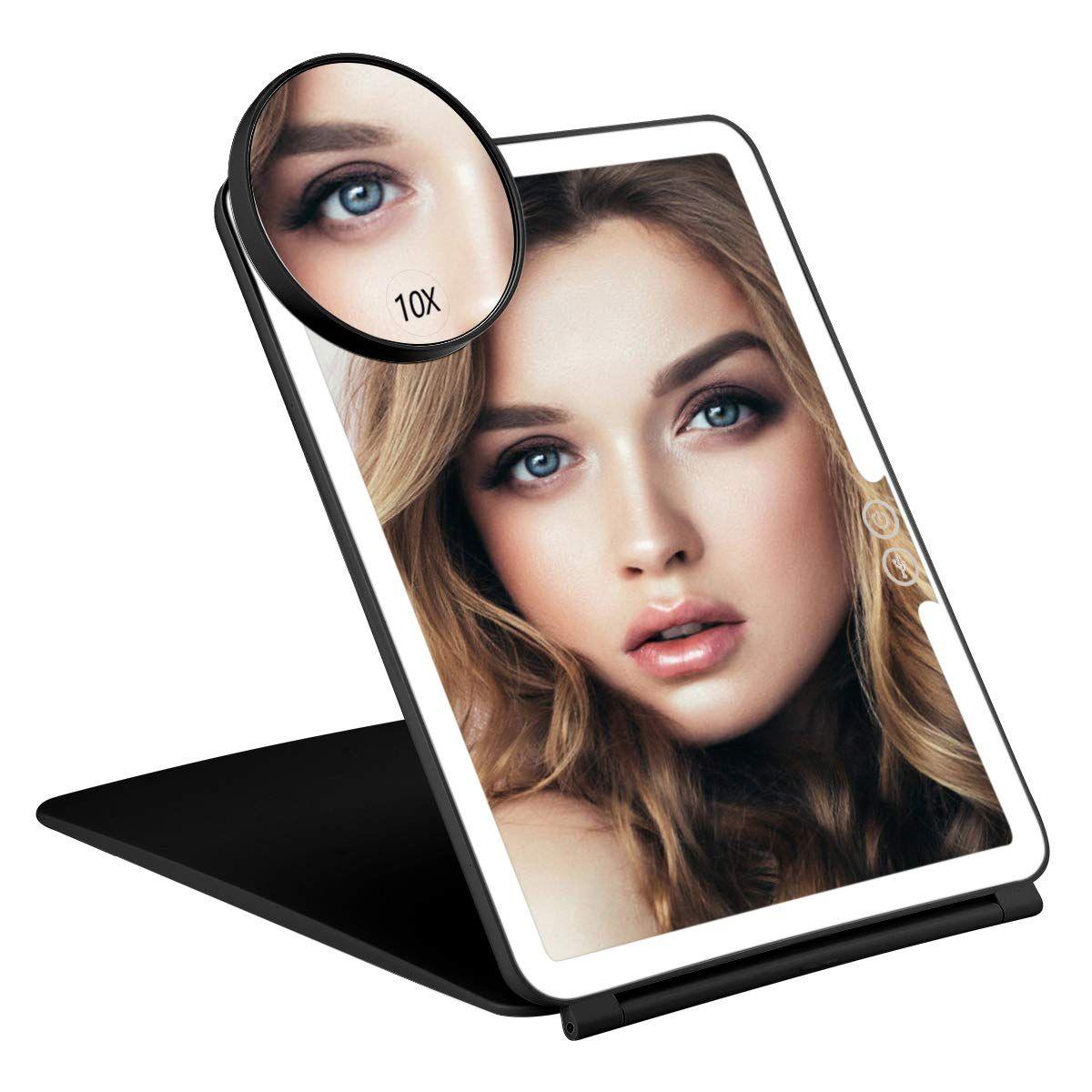 Travel Makeup Mirror, Magicfly 1 Travel makeup mirror