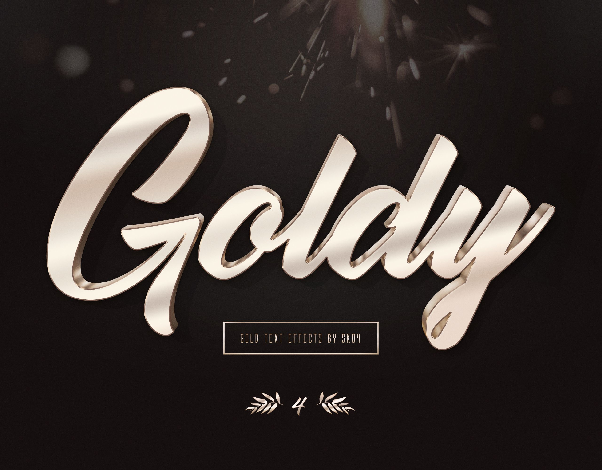 3d Gold Text Effects Gold Text Text Effects Creative Text