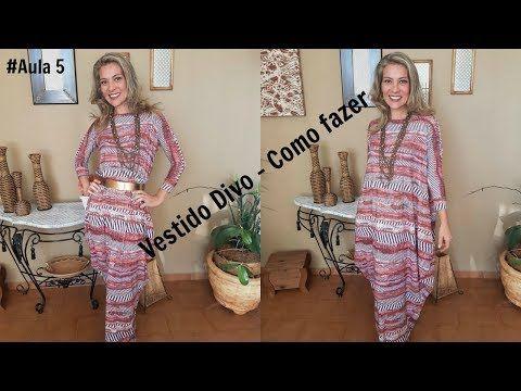 daf41c738 Calça Envelope Pantalona Infinity - Fácil   Calça Multiuso - YouTube Dicas  De Costura