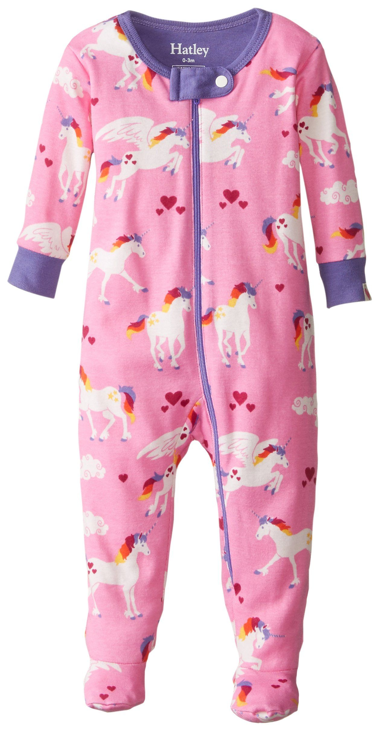 Amazon Hatley Baby Girls Footed Coverall Clothing