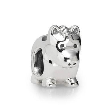 Pandora Silver Horse Charm 790479 at John Greed Jewellery