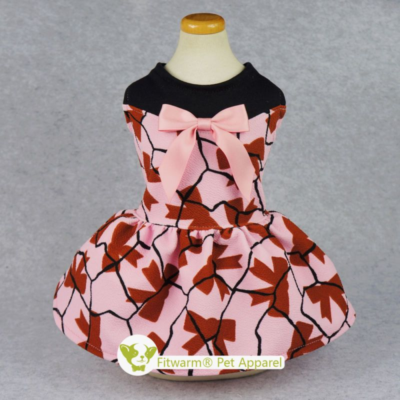 Fitwarm Party Princess Dog Dress Wedding Pet Clothes Lace Tutu Dress ...