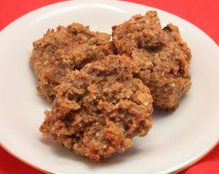Raisin nut cookie recipe