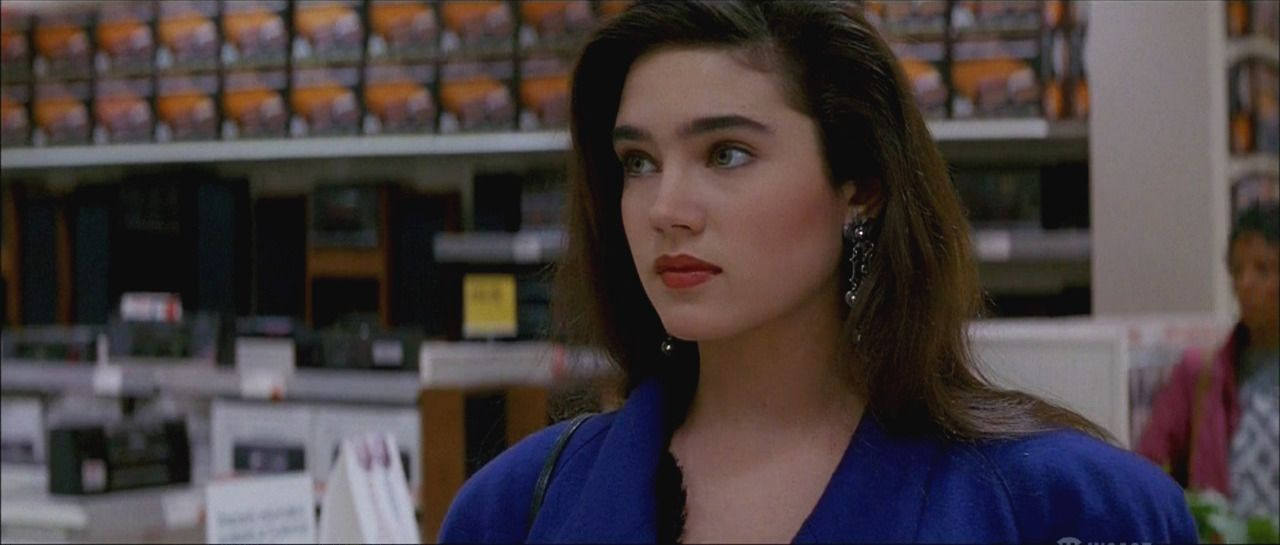 Career Opportunities // 1991 | Jennifer connelly, Movies ...