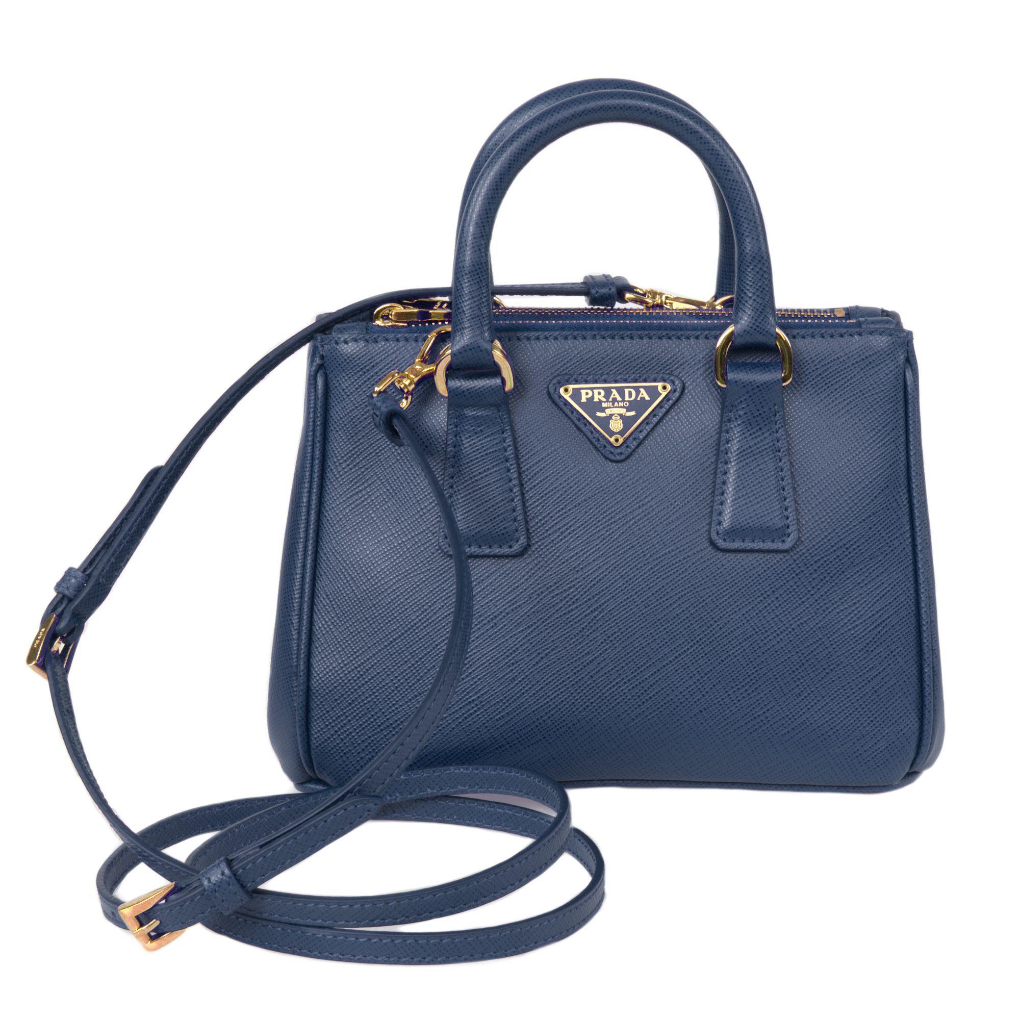 d867a5113e45 Prada Galleria Saffiano Light Mini Bag