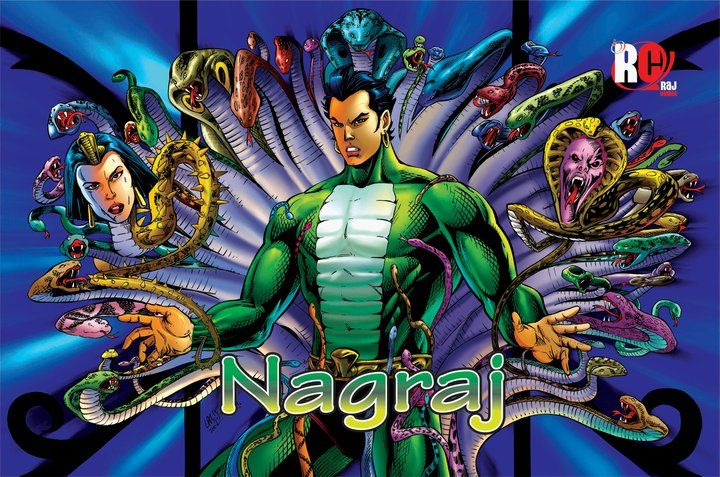Free Download and Read Online our Superhero Nagraj Comics in
