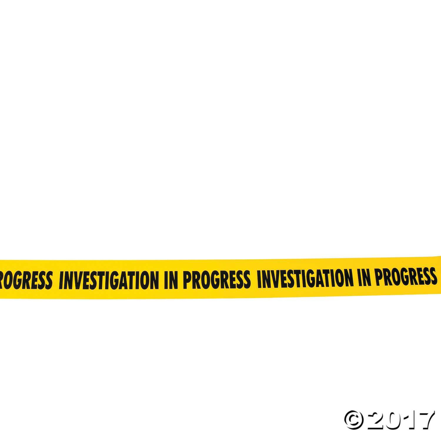 The Investigation in Progress Party Tape is a must-have prop for bringing Sunday school lessons to life. The tape will inspire creativity in teachers who wish ...