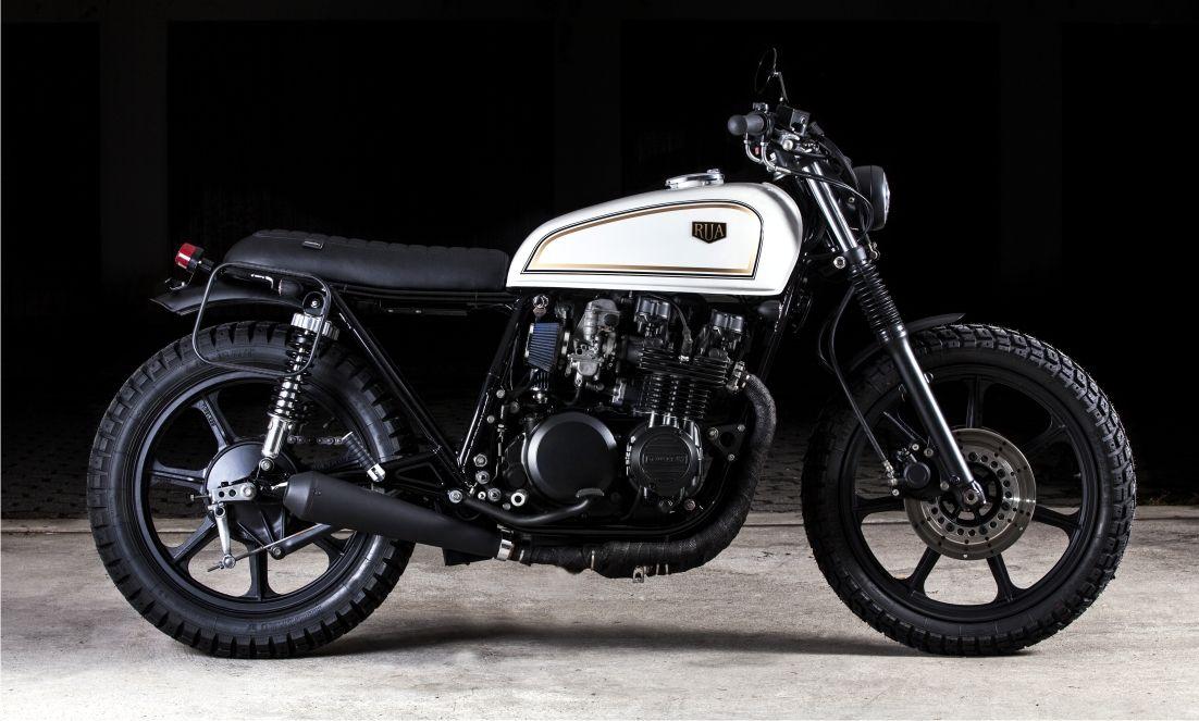 1983 Kawasaki Z650F - Moto.ZombDrive.COM