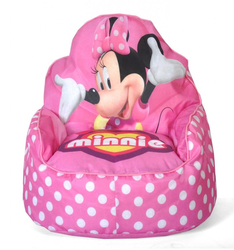 Minnie Mouse Toddler Bean Bag Sofa Chair Lowest Price ...