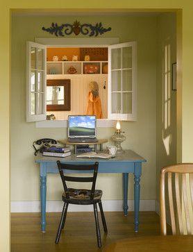 Exceptionnel Environmentally Friendly   Rustic   Home Office   Burlington   TruexCullins  Architecture + Interior Design