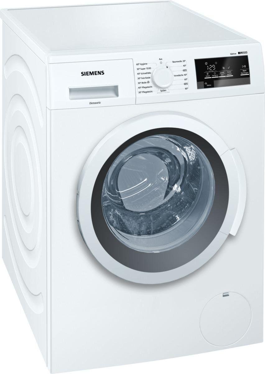 siemens 8 kg waschmaschine
