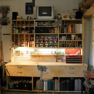 Terrific My Back Bench With Power Tool Storage Below Slot Wall Back Short Links Chair Design For Home Short Linksinfo