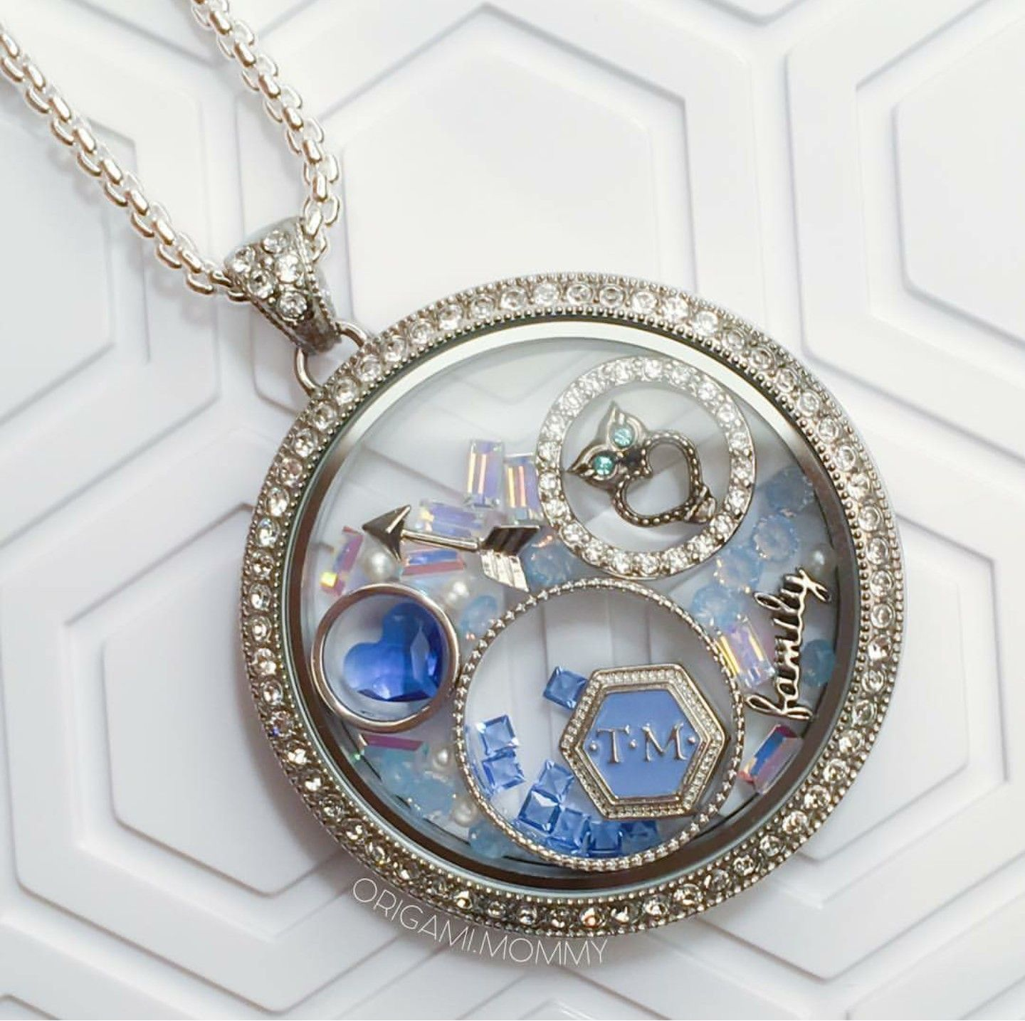 gifts blessings s at lockets grandma locket sweet blossom