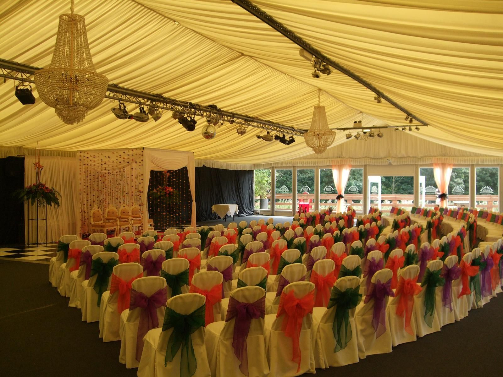 Colwick Hall Nottingham Mauritius Themed Weddings Wedding Ideas