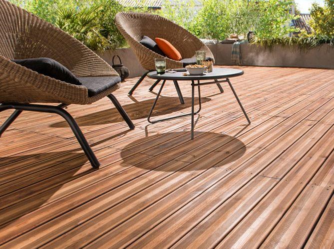 Relooker sa terrasse à petit prix - prix d une terrasse en bois