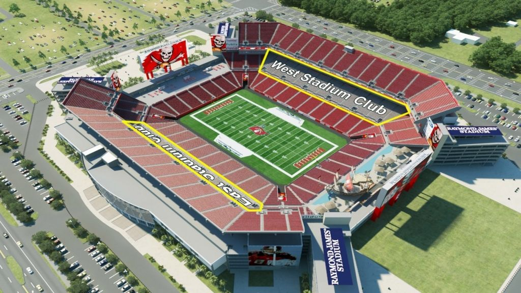 Bucs Stadium Seating Chart In 2020 Seating Charts Tampa Bay Bucs Tampa Bay