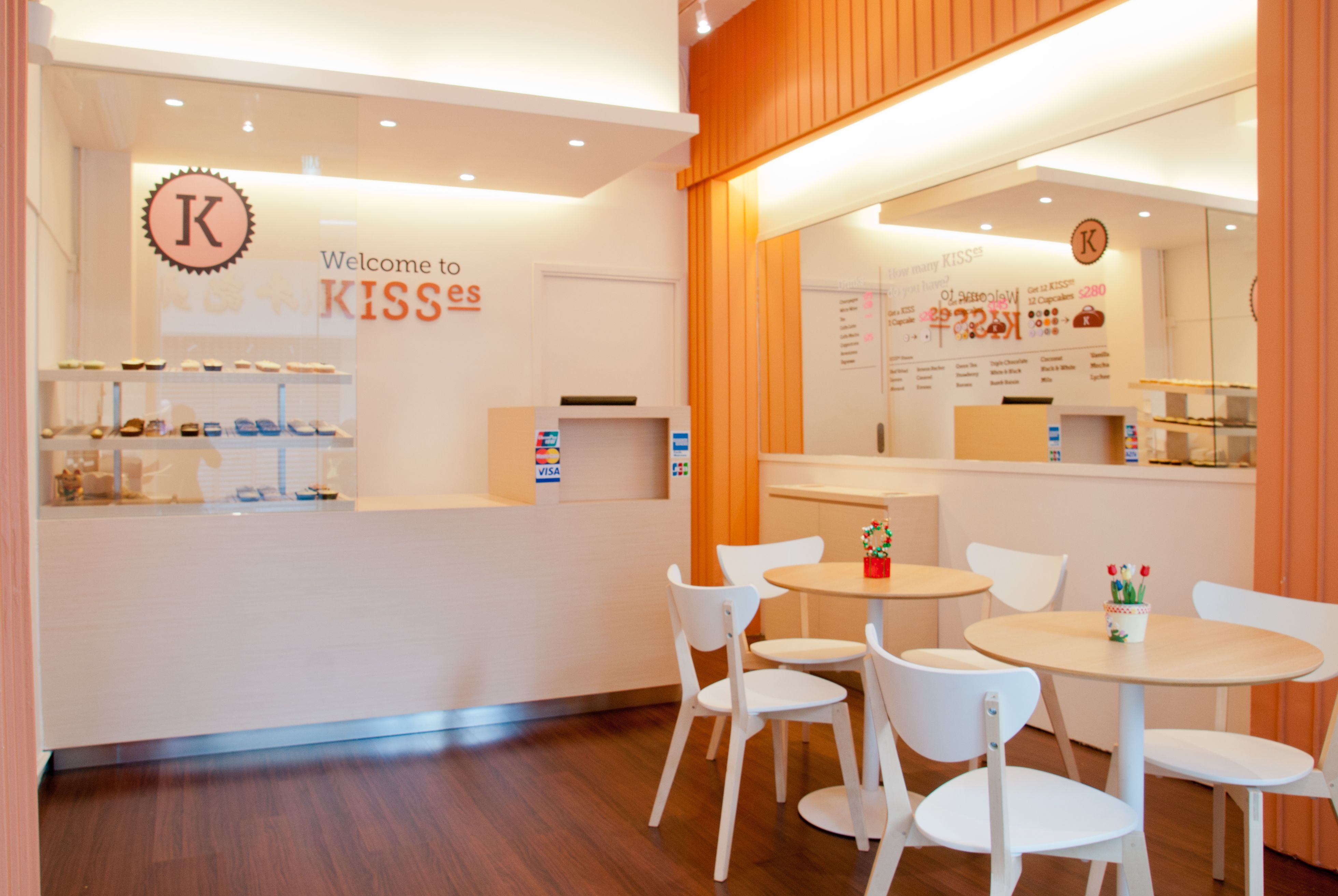 Kisses Bakery Interior Design Bakery Interior And Clean