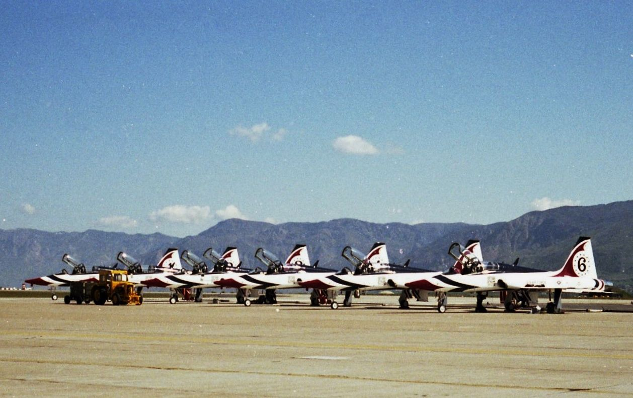 Hill Air Force Base Ogden, UT