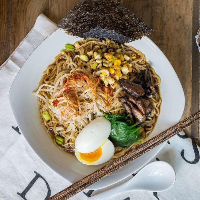 The Best Vegetarian Restaurants In Dc Ramen Restaurant Best Vegetarian Restaurants Vegan Friendly Restaurants