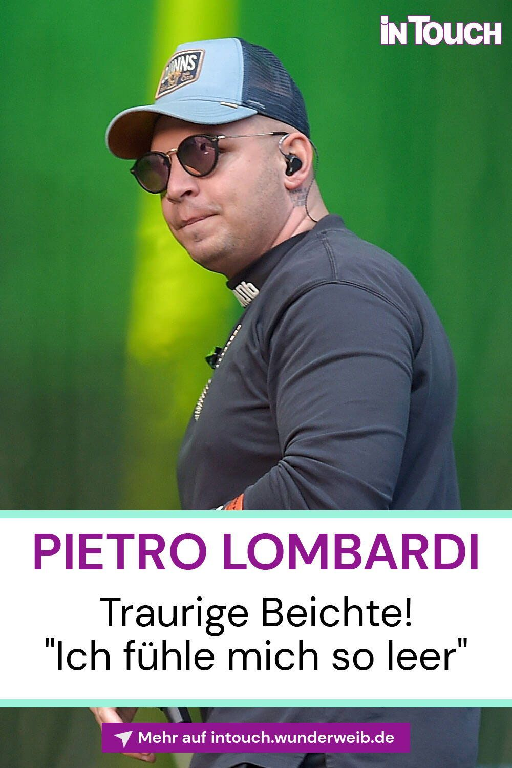 Pietro Lombardi: Ich fühle mich so leer! | InTouch in
