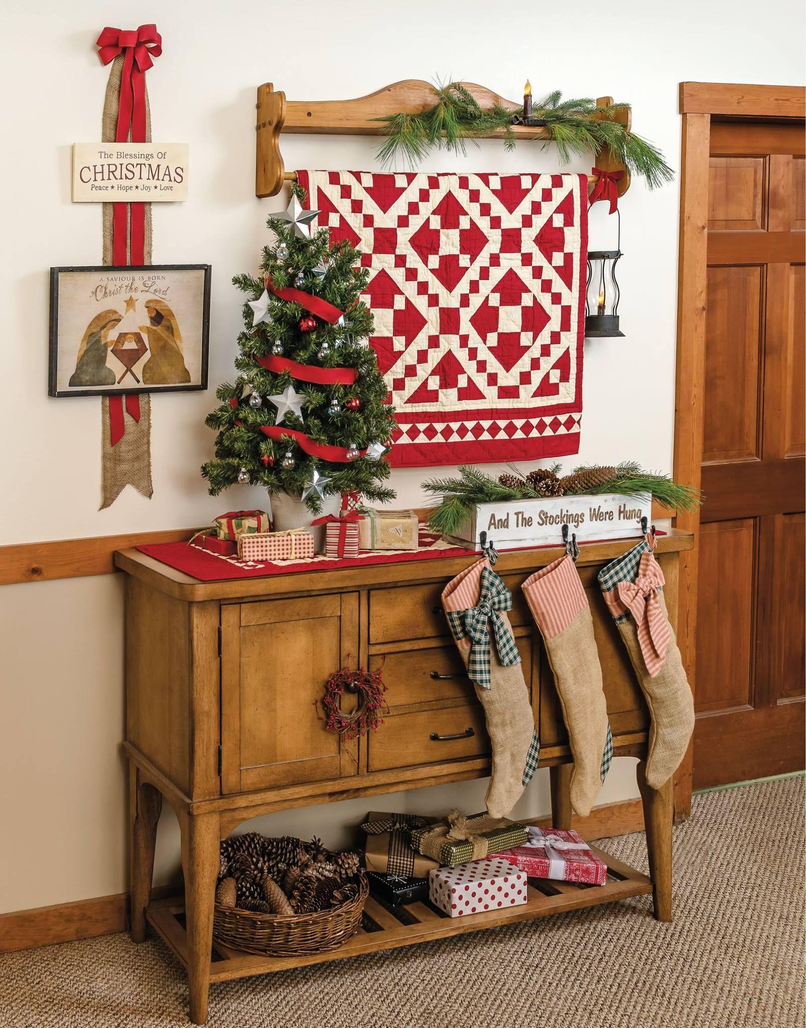 Country Sampler Magazine Holiday Decor Country Sampler
