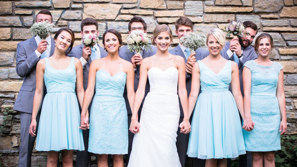 1000  images about Mix-and-Match Bridesmaid Dresses on Pinterest ...