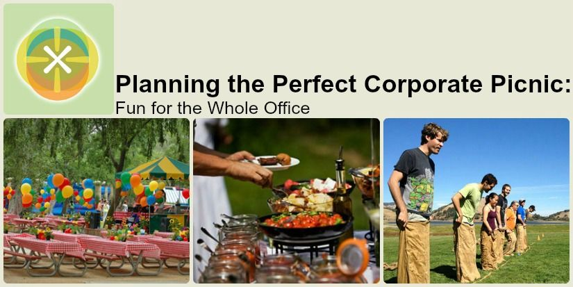 planning the perfect corporate picnic  fun for the whole