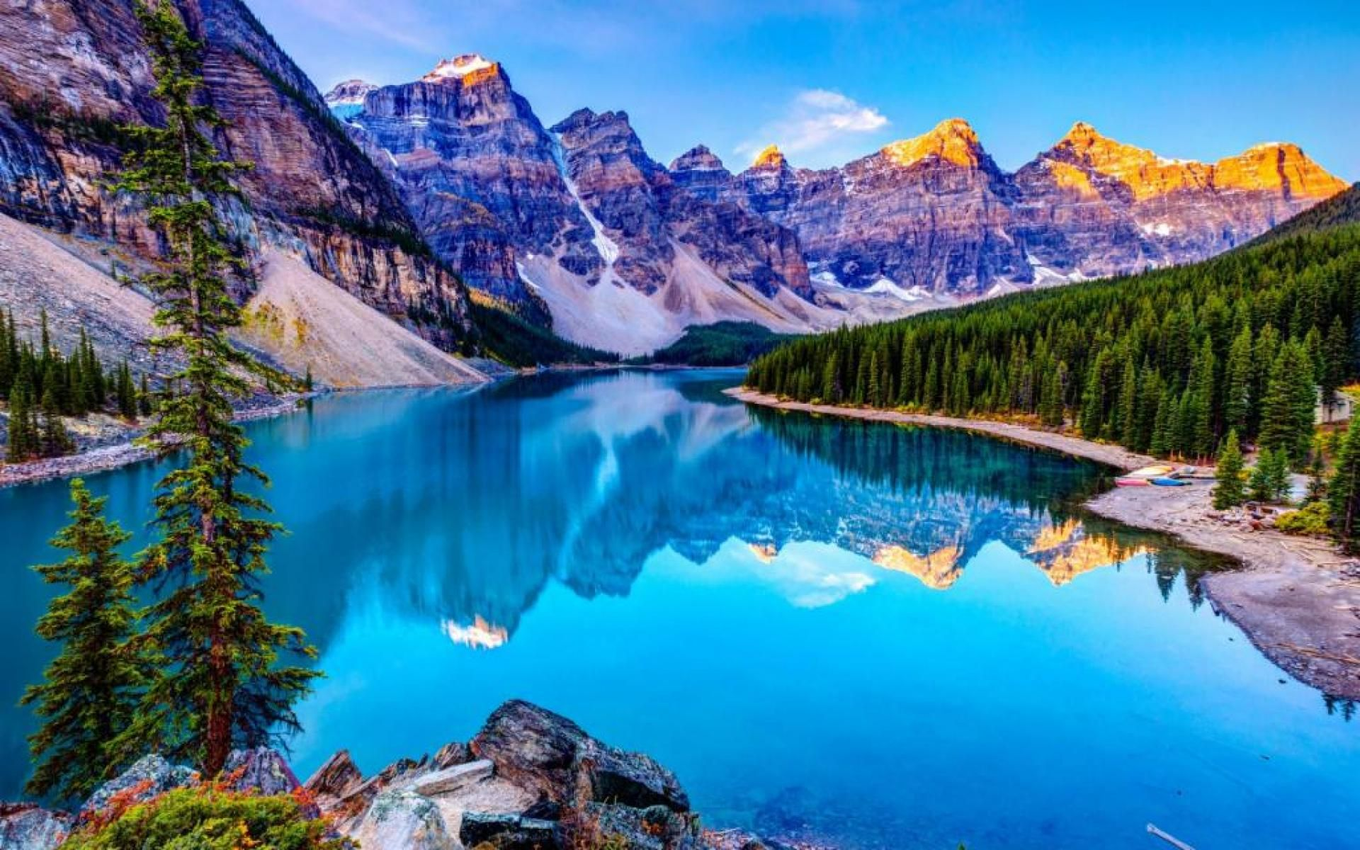 Mirror Lake Hd Wallpapers Nature Photography Beautiful Nature Beautiful Landscapes Hd wallpaper lake ice mountains valley