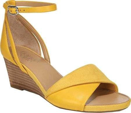 60eb1999b00 Franco Sarto Deirdra Ankle Strap Wedge Sandal in 2019 | Products ...