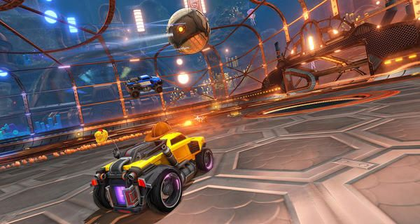Rocket League hotfix recalibrates competitive ranks - Gamespresso