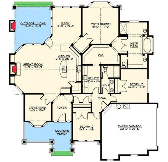 caa2230ac9339e5b69c3c01378895e0a Rambler House Plans Washington State on rambler house plans 1940s, rambler house plans with basements, rambler house plans with galley, rambler house plans utah,