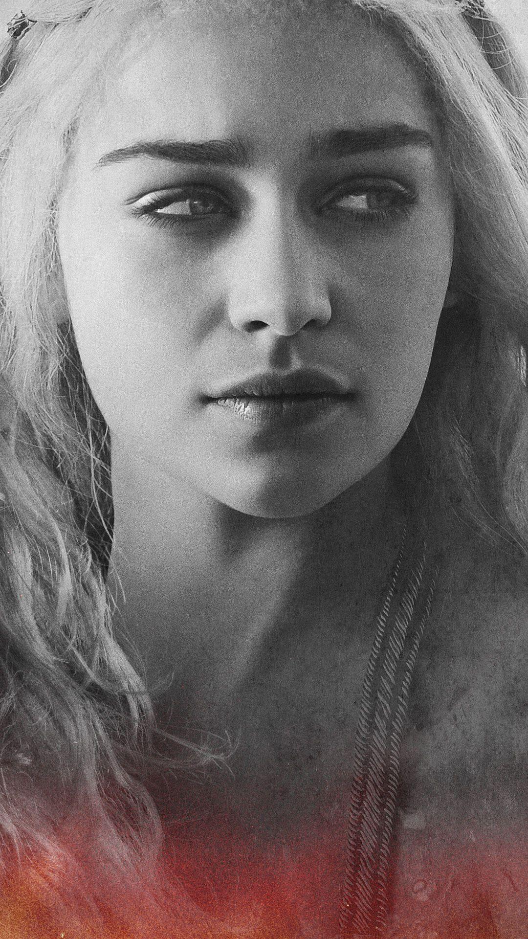 Daenerys Targaryen Game Of Thrones Mobile Wallpaper 13928