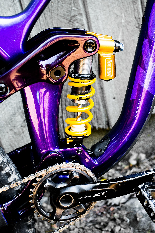 6a0e33f8be0 Kona Dream Builds: Rich's Deep Purple Process 153 CR 27.5 | KONA COG Pink  Bike