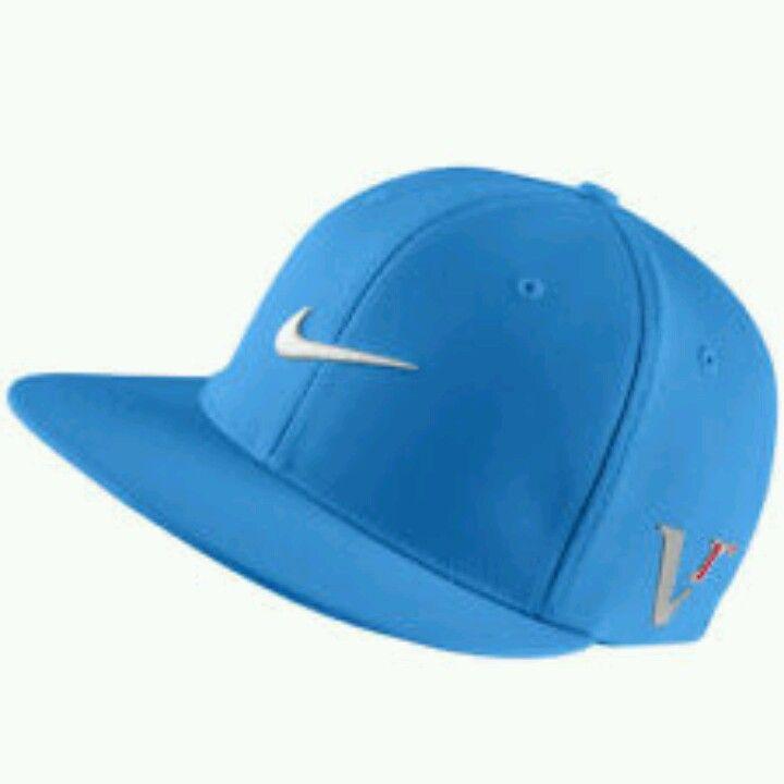 Blue Nike flat bill hat  427718229c0