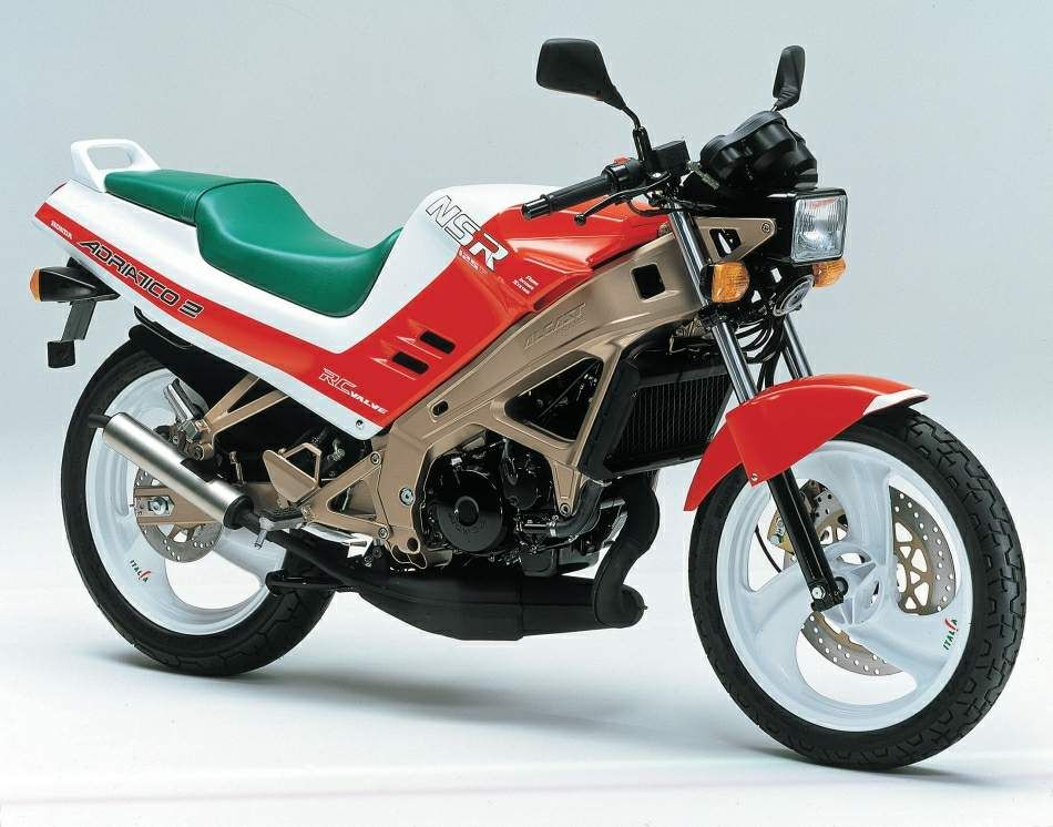 honda nsr 125 adri tico 125 2 strokes pinterest honda and vintage bikes. Black Bedroom Furniture Sets. Home Design Ideas