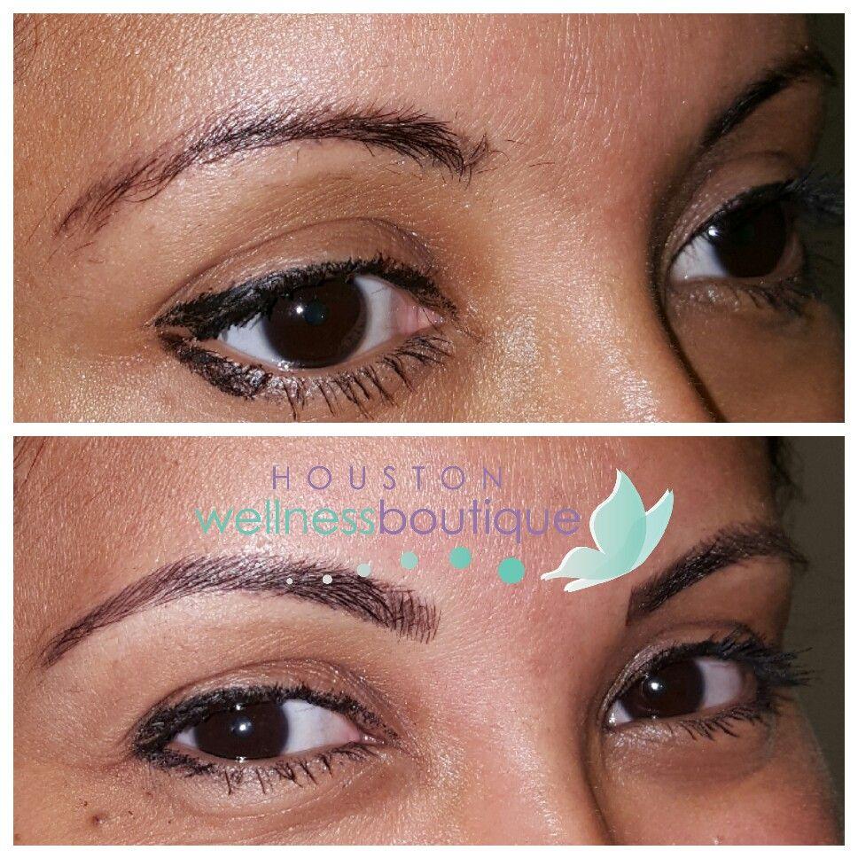 Microblading Eyebrows in Houston, TX Microblading