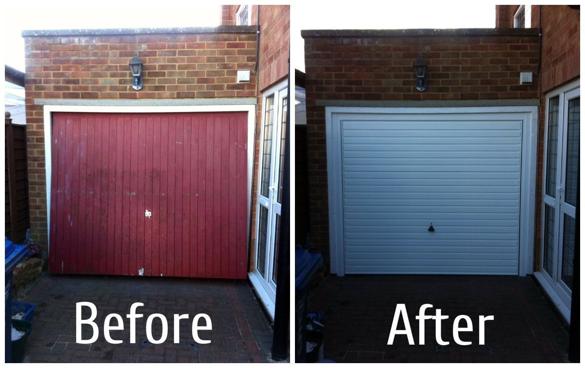 Before and after - Bodicote - By Cherwell Doors & Before and after - Bodicote - By Cherwell Doors   Before u0026 After ...
