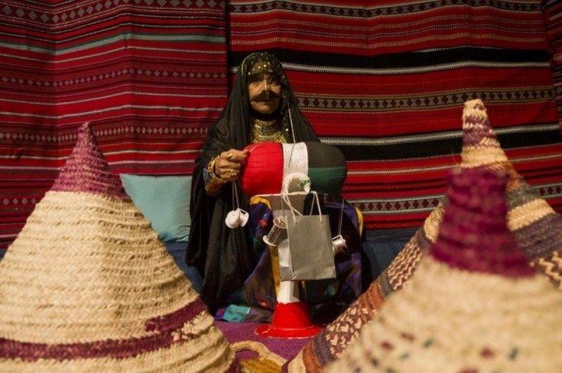 Women S Handicrafts Center In Abu Dhabi The Women S Handicraft