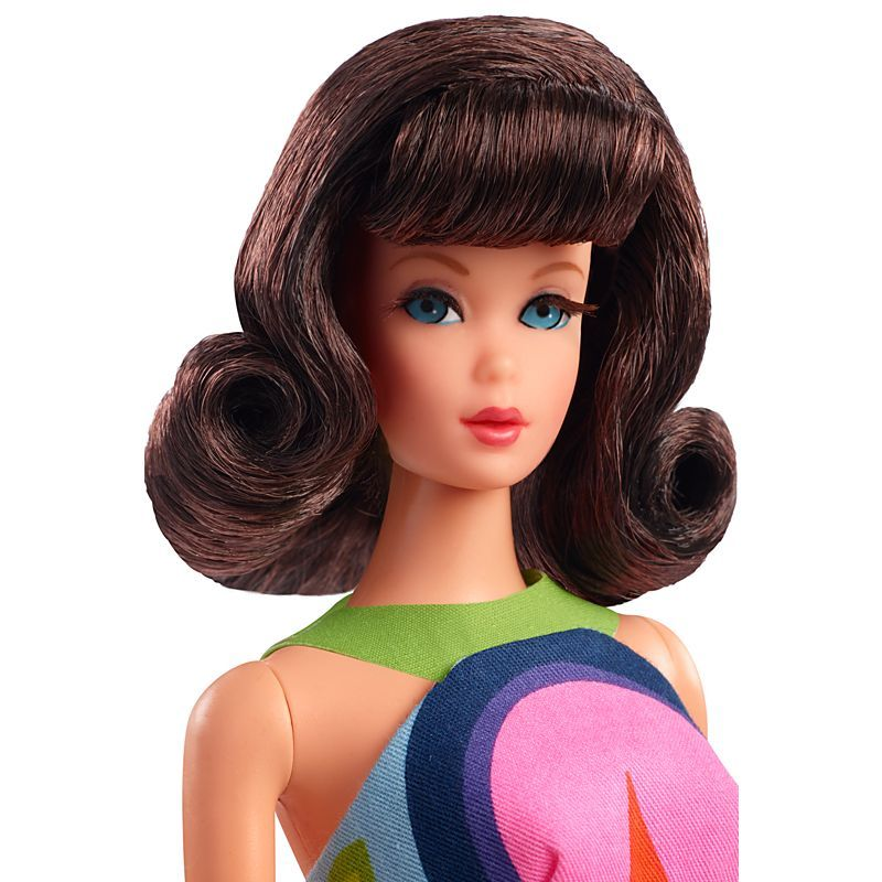 HAIR FAIR Set 50th Anniversary TNT Twist /& Turn Repro 1966 Barbie Doll 2017 NRFB